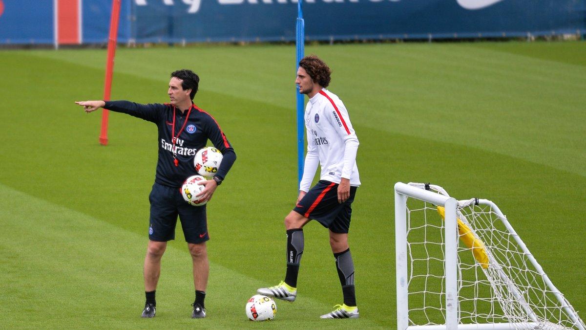 Unai Emery prépare une grosse surprise à Strasbourg — PSG