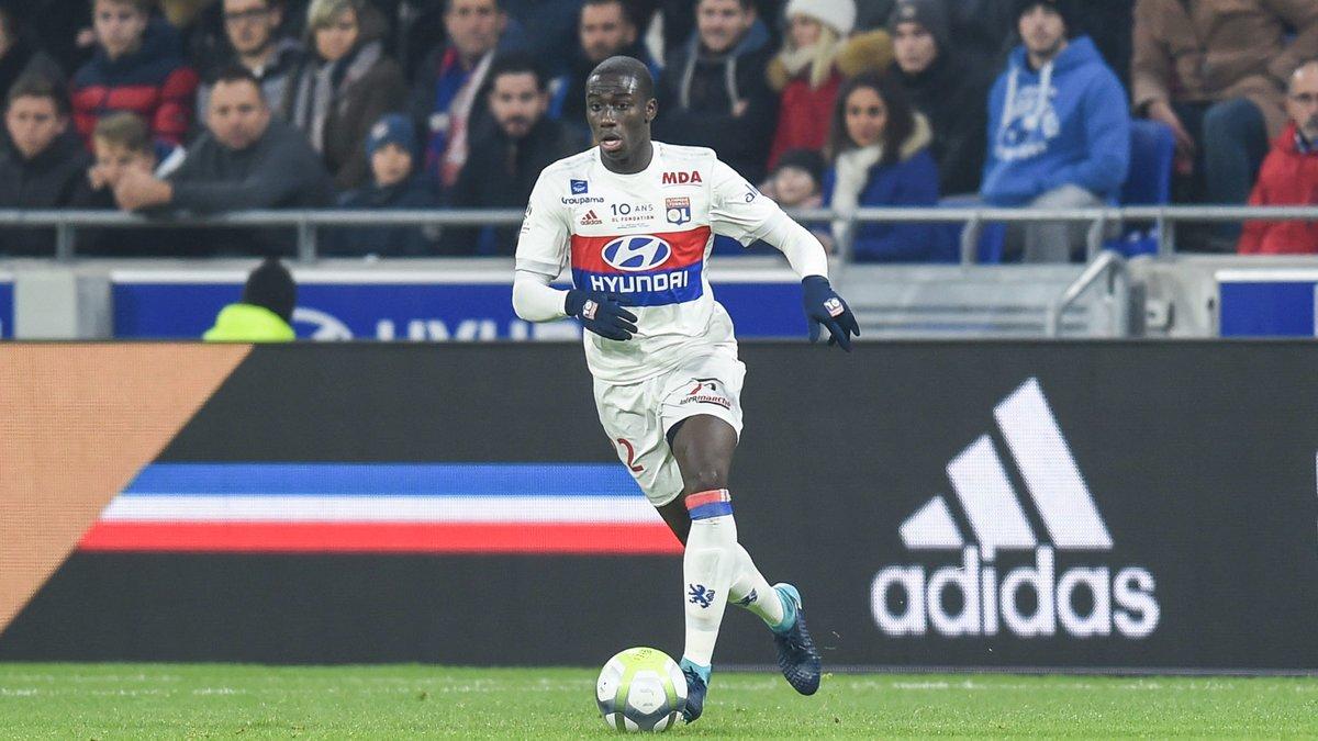 Maillot Extérieur Olympique Lyonnais Ferland MENDY