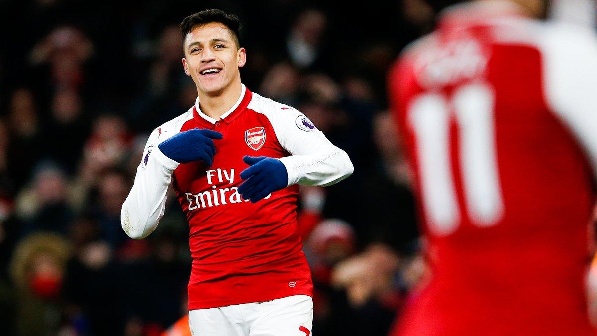 Arsenal : Sanchez au PSG dès janvier ?