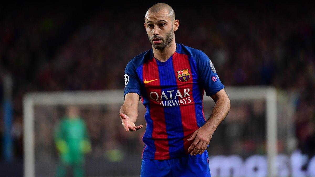 Mascherano pourrait faire un geste — Barça