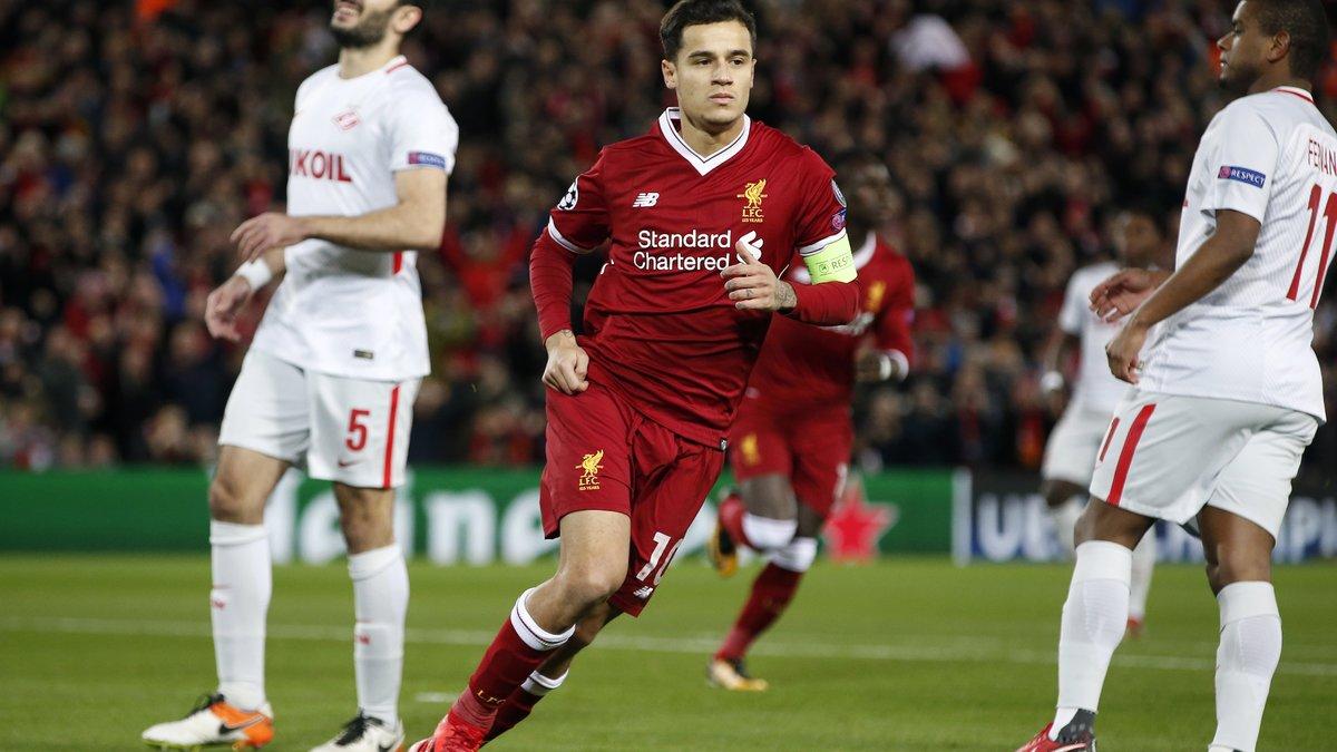 Klopp évasif sur l'avenir de Coutinho — Liverpool