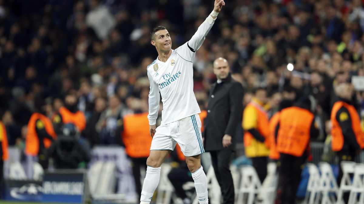 Les confidences de Cristiano Ronaldo: