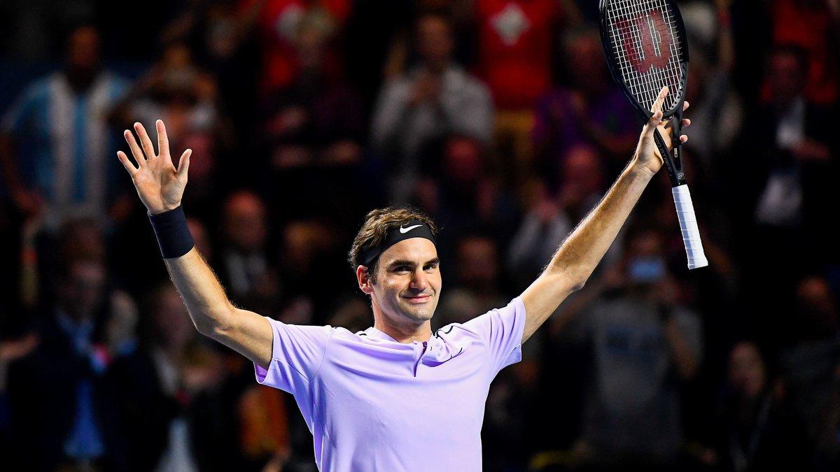 Sports Awards - Roger Federer élu sportif suisse de l'année