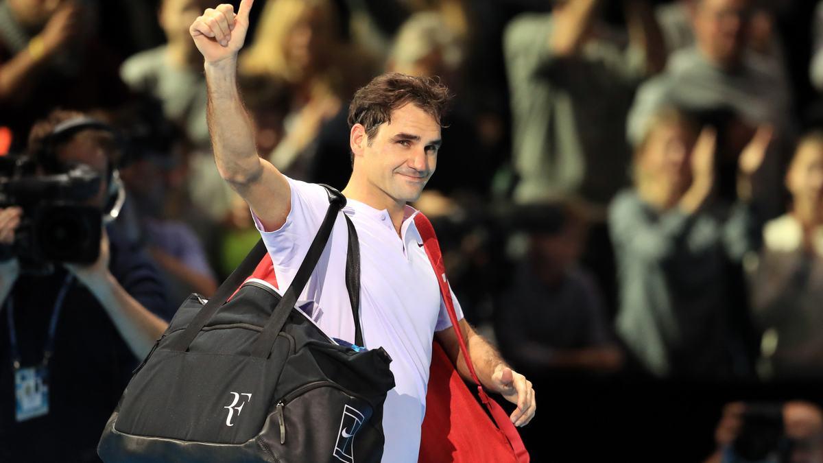 Roger Federer se prononce sur la saison à venir