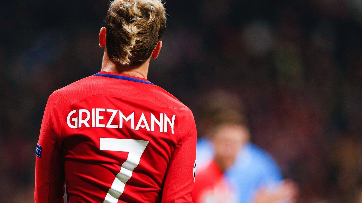 Football : Antoine Griezmann va mieux, il a repris l'entraînement