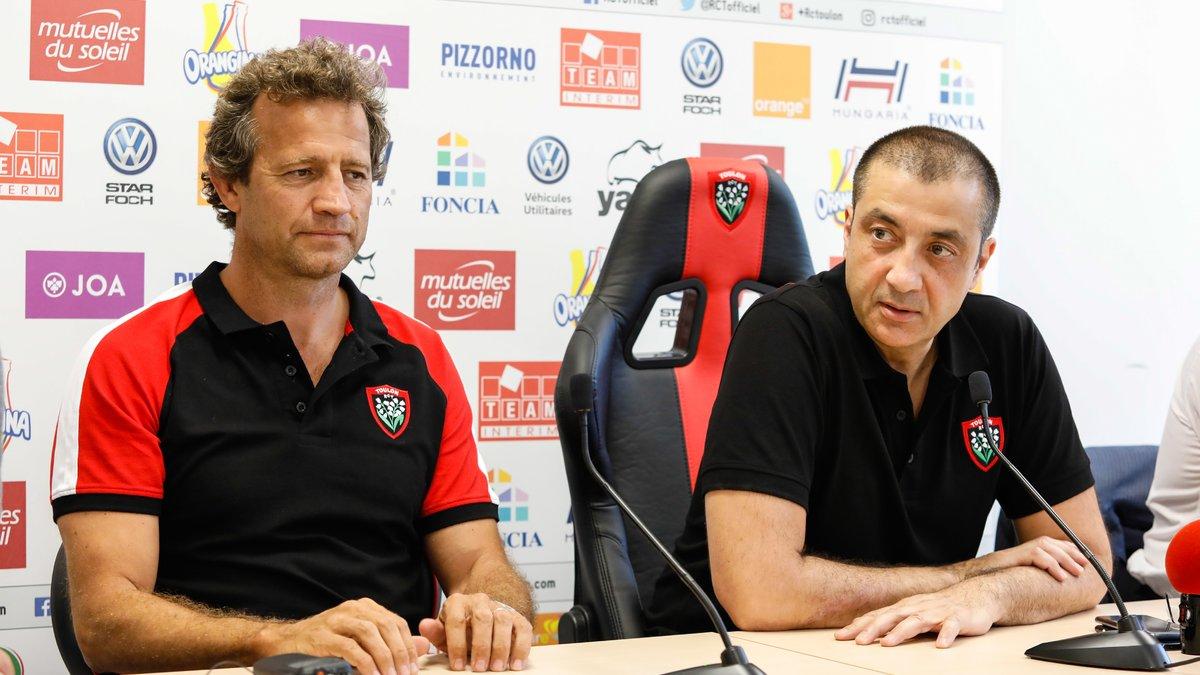 Rugby - Top 14 : Collazo, Quesada... L'aveu de Boudjellal sur le départ de Galthié !