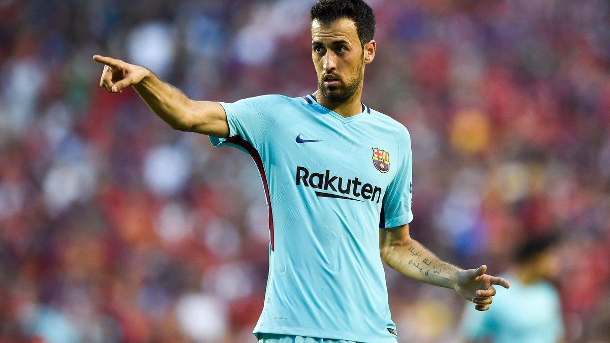RUMEUR, le Barça sur le successeur de Busquets