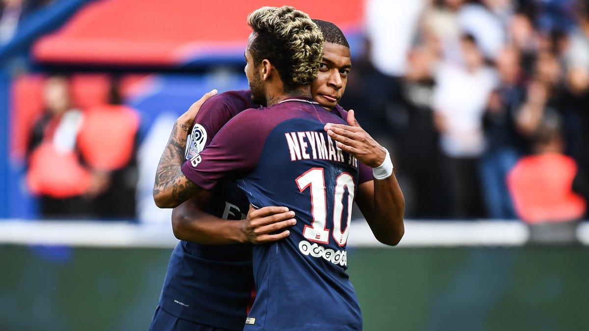L1 : le PSG s'impose largement à Rennes