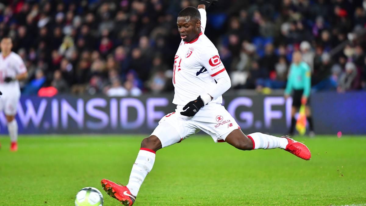 Adama Soumaoro, c'est 23 millions d'euros — Foot Afrique Lille