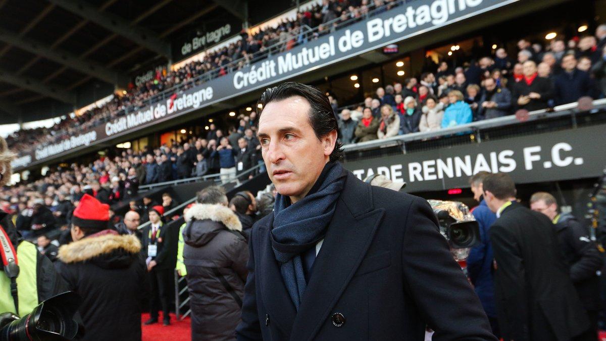 Emery va superviser le Classico entre le Real et le Barça — PSG