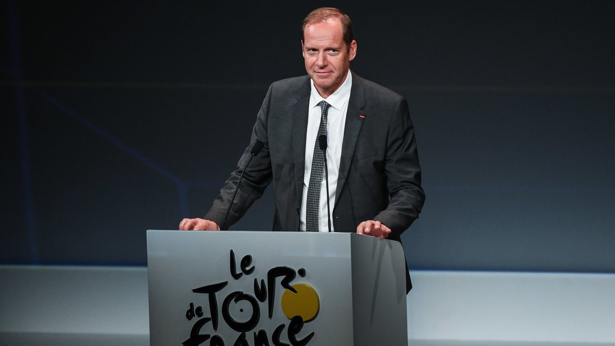 cyclisme cyclisme le directeur du tour de france r agit l affaire chris froome. Black Bedroom Furniture Sets. Home Design Ideas