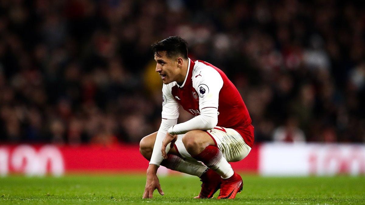 Alexis Sanchez repousse une énorme offre en provenance de Chine — Mercato Arsenal