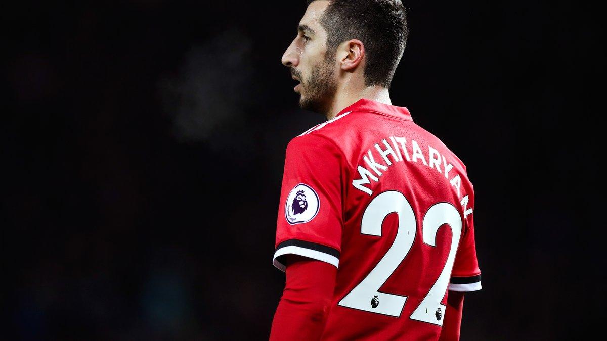 Prix de départ fixé pour Mkhitaryan — Man Utd