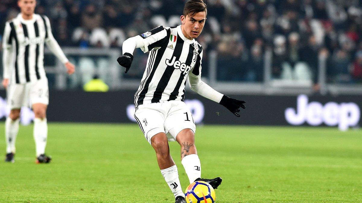 Allegri s'agace pour Dybala — Juventus Turin