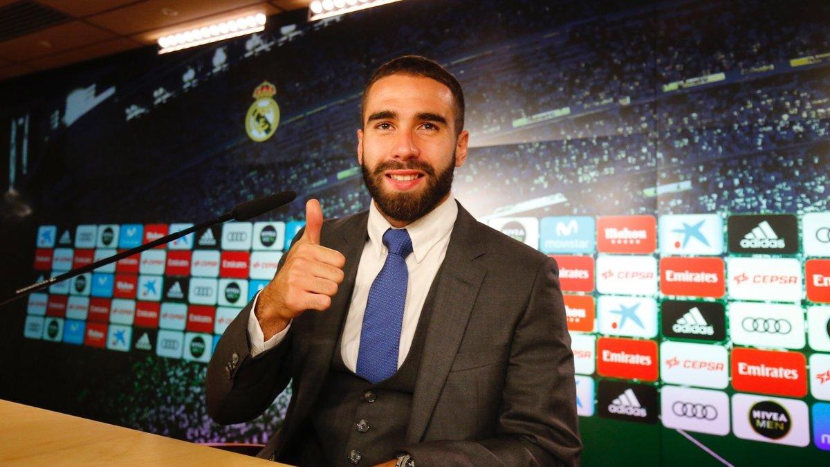 Real Madrid : Dani Carvajal croit toujours au titre