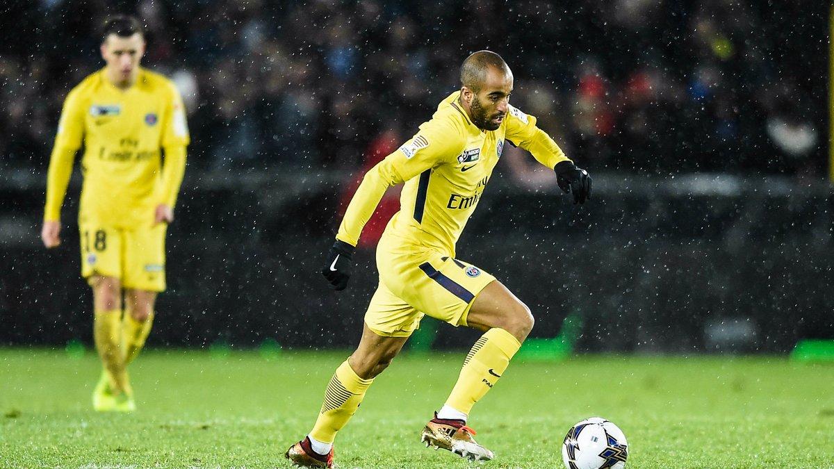 Lucas, un prêt puis une vente à Manchester United ?