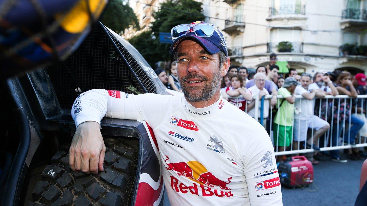 Giniel de Villiers remporte la 2e étape