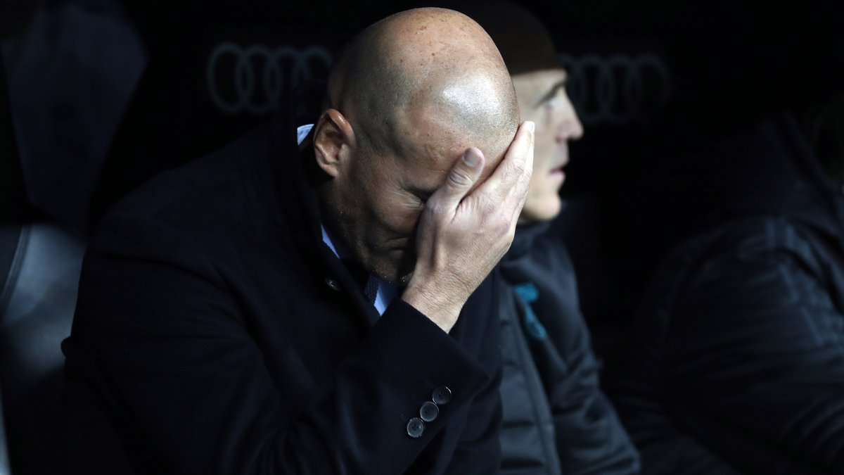 Zidane réagit au tirage contre la Juventus — Real Madrid