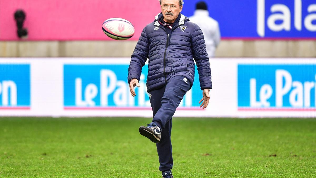 XV de France: Bruno, Elissalde et Bonnaire adjoints du sélectionneur Brunel (FFR)