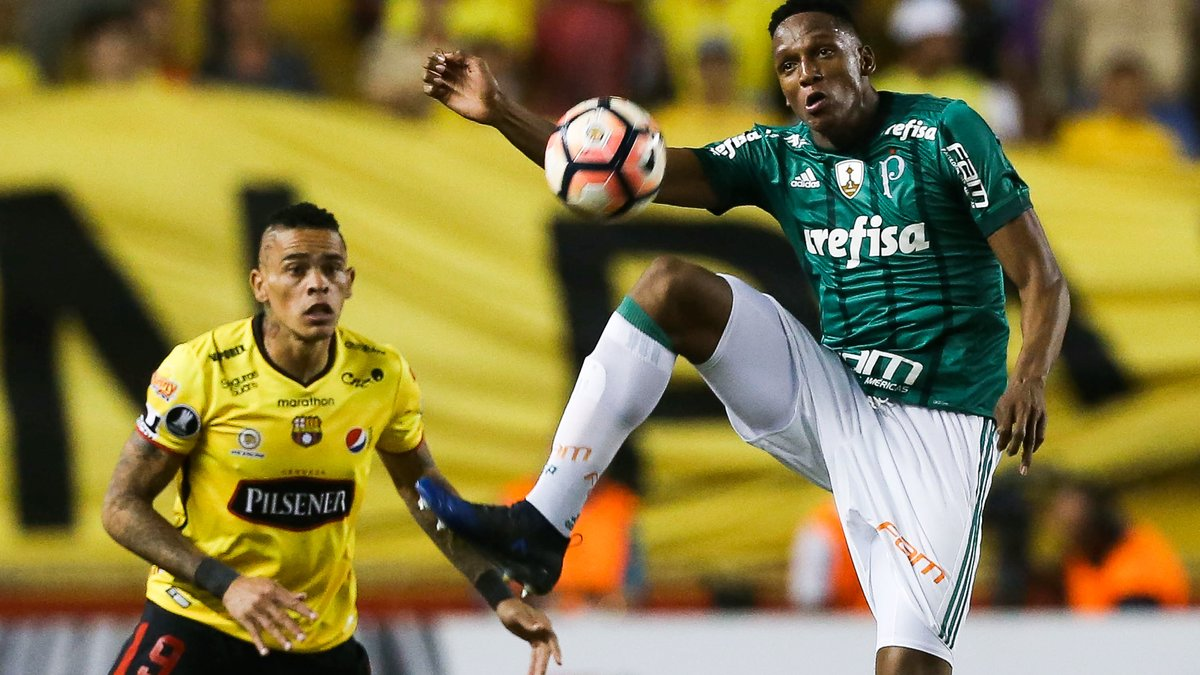 Yerry Mina signe au Barça — Officiel