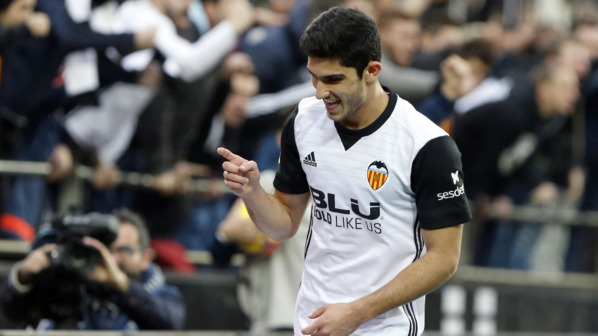 Guedes: et maintenant, le Real Madrid