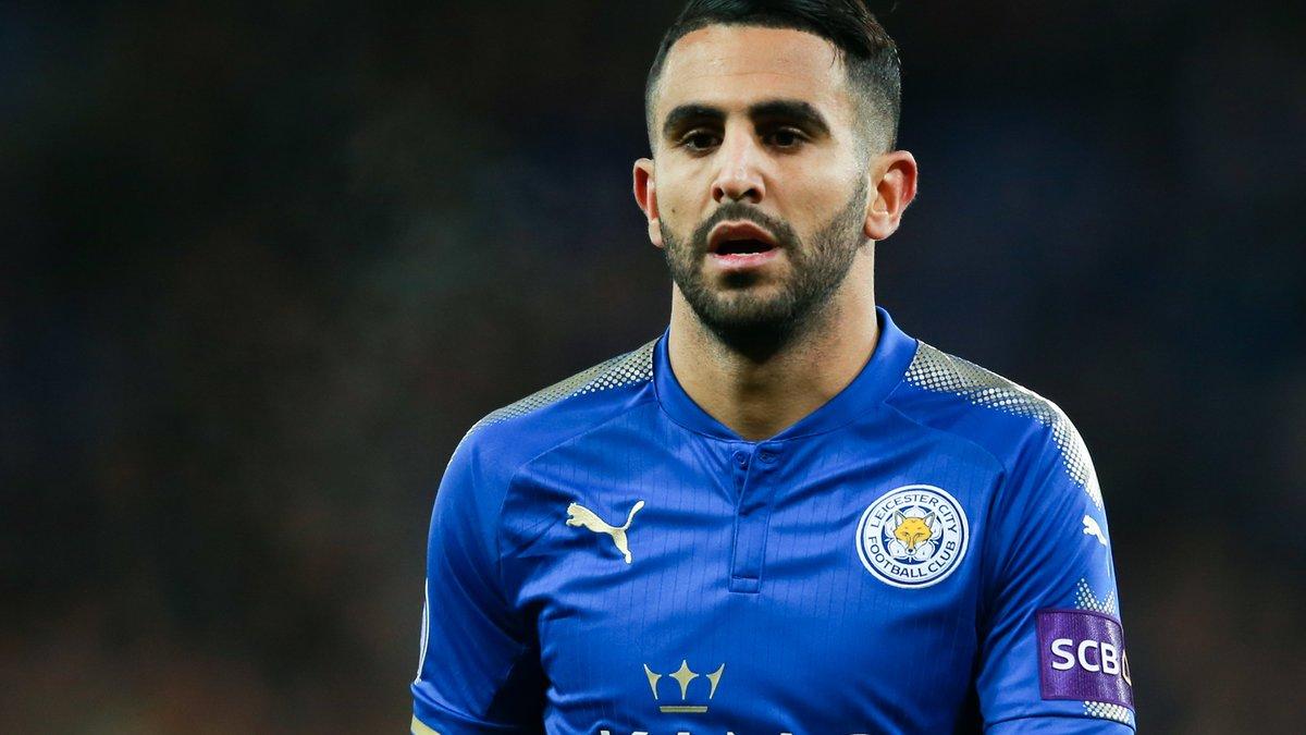 Puel fixe un prix fou pour Mahrez — Leicester