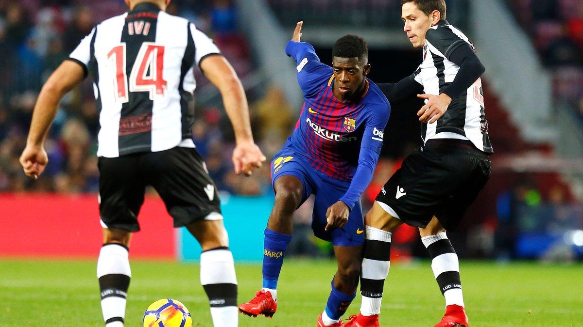 Barça, le doublé de Messi face au Celta en vidéo