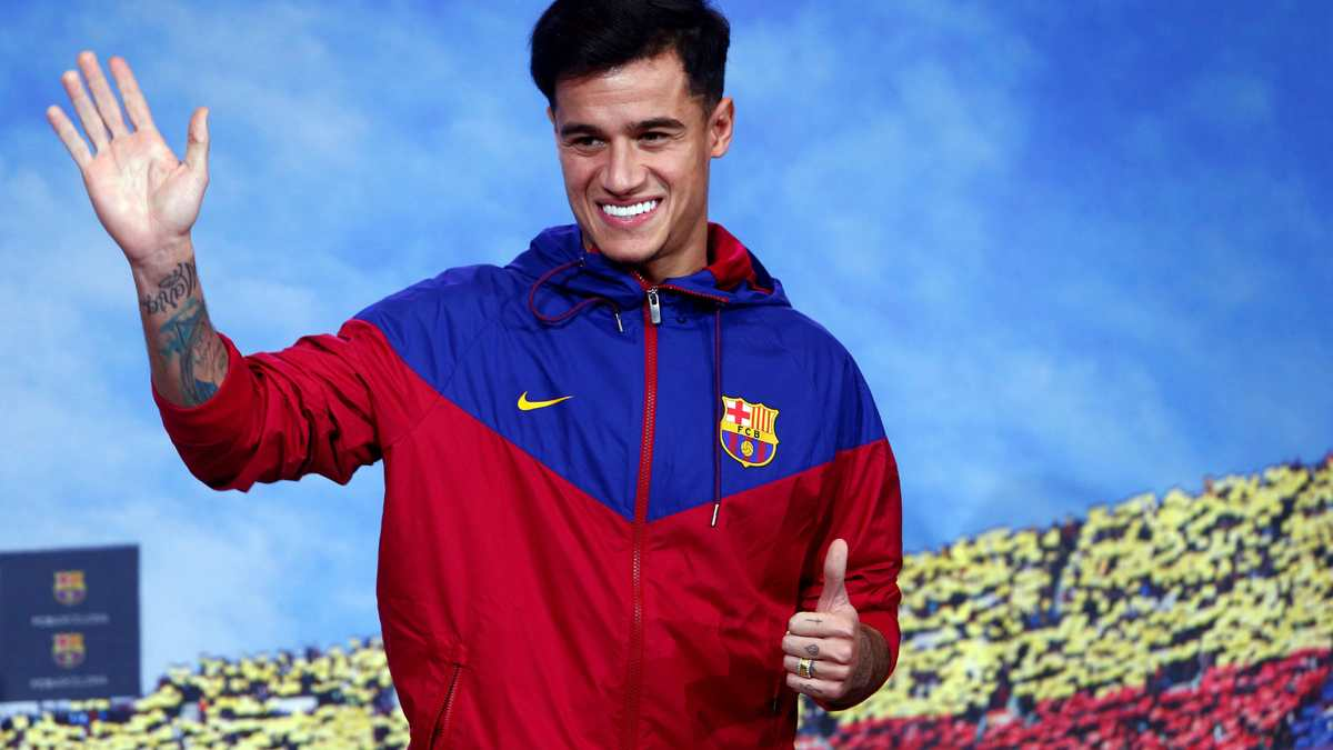 FC Barcelone : Coutinho indisponible trois semaines