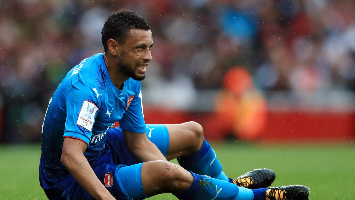 Un point de chute en Liga pour Coquelin — Arsenal
