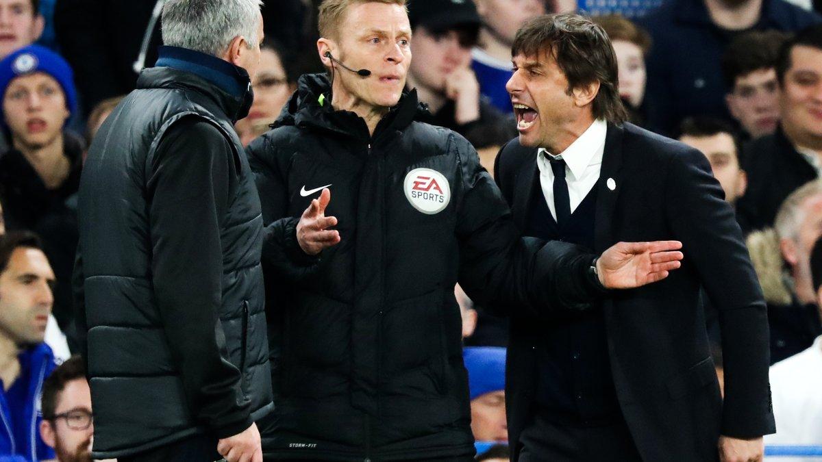 Manchester United : L'énorme charge d'un proche de Mourinho à l'encontre de Conte