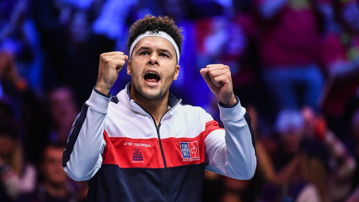 Tennis - Open d'Australie : Tsonga se qualifie en cinq sets