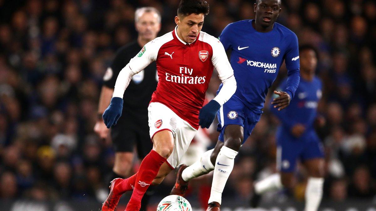 Entre Liverpool, Chelsea et Manchester, Alexis Sanchez a le choix — Mercato