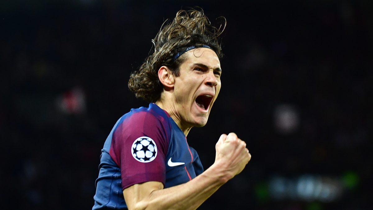 Compositions de Nantes-PSG: Edinson Cavani titulaire et Thiago Silva remplaçant