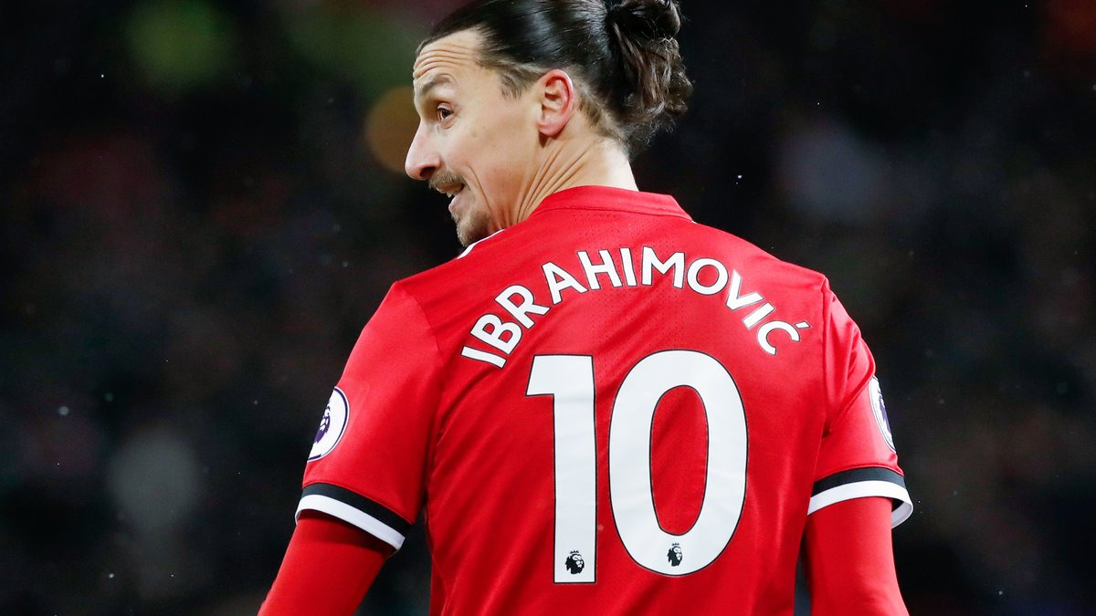 Ibrahimovic libre de partir — Man United