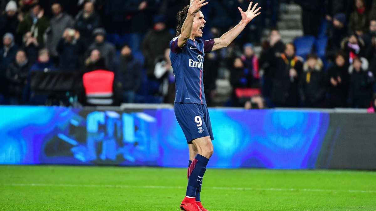 Nantes-PSG : Neymar absent du groupe, Cavani de retour