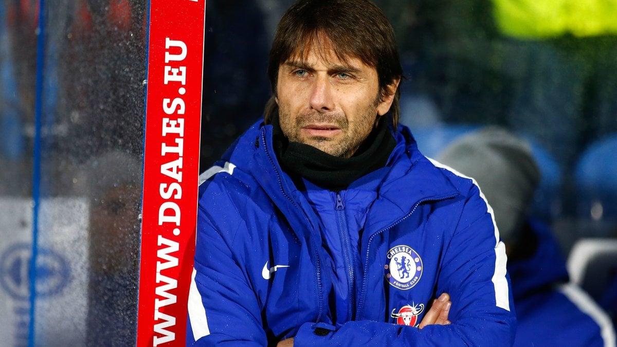 Conte donne des nouvelles de Kanté après son malaise — Chelsea