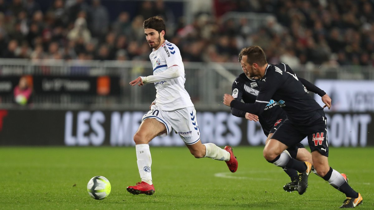 Un attaquant français dès cet hiver — Mercato OL