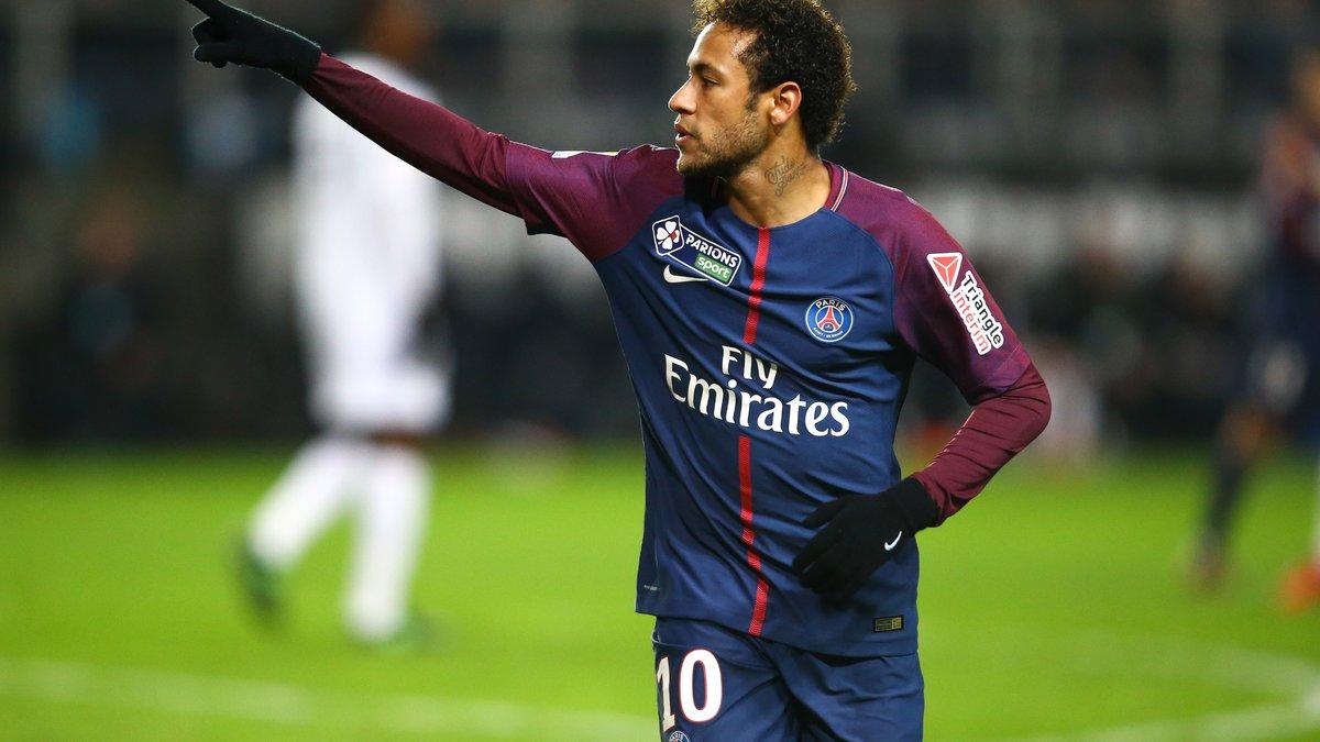 Neymar, un retour à Paris le 5 mai — PSG