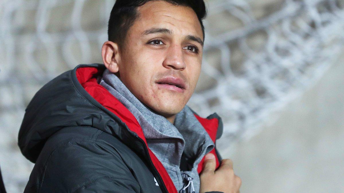 Manchester United proposerait un salaire record pour Sanchez — Mercato
