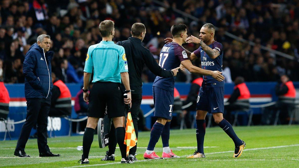 Edinson Cavani au repos, Layvin Kurzawa blessé, Thiago Motta absent — PSG