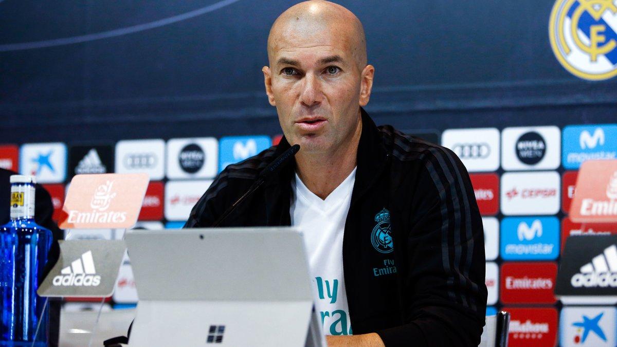 Real Madrid: Zidane veut voir Léganes comme un match référence