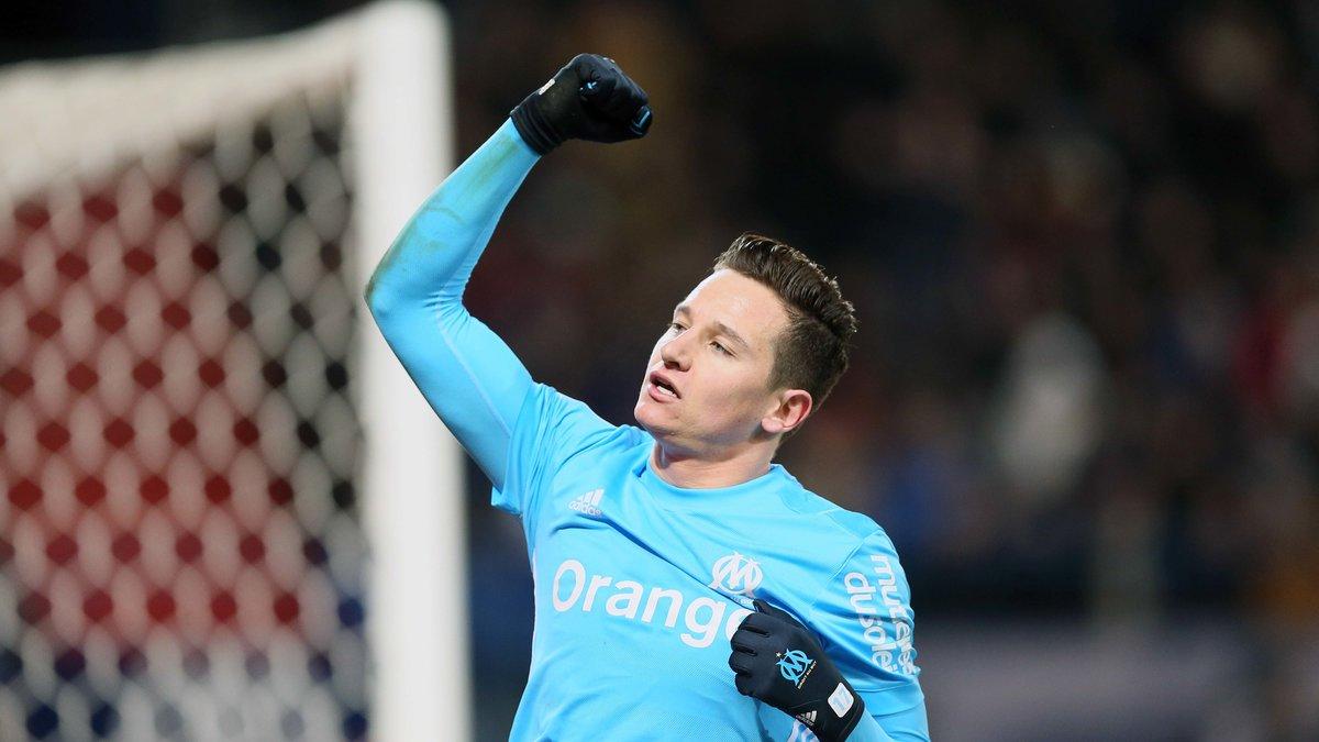 Marseille s'impose à Caen (2-0) grâce à Payet et Thauvin