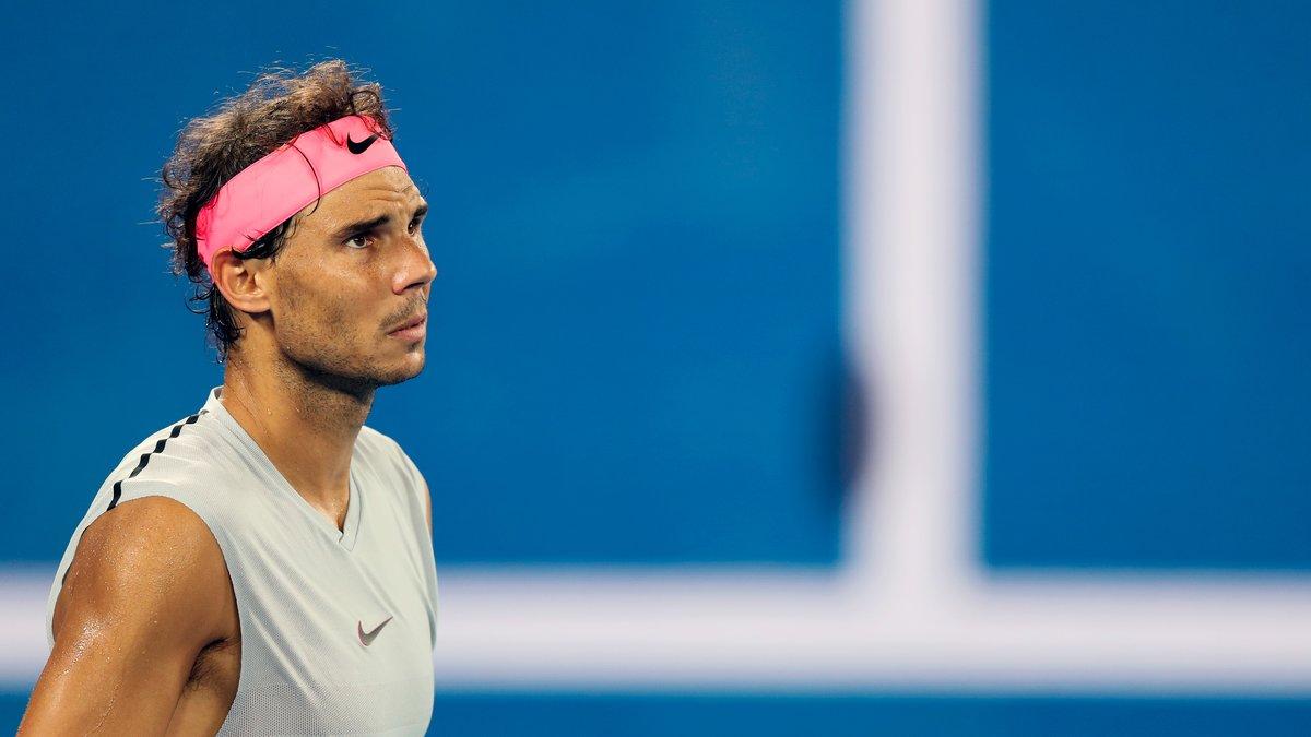 ATP Acapulco: blessé, Rafael Nadal ne peut pas jouer