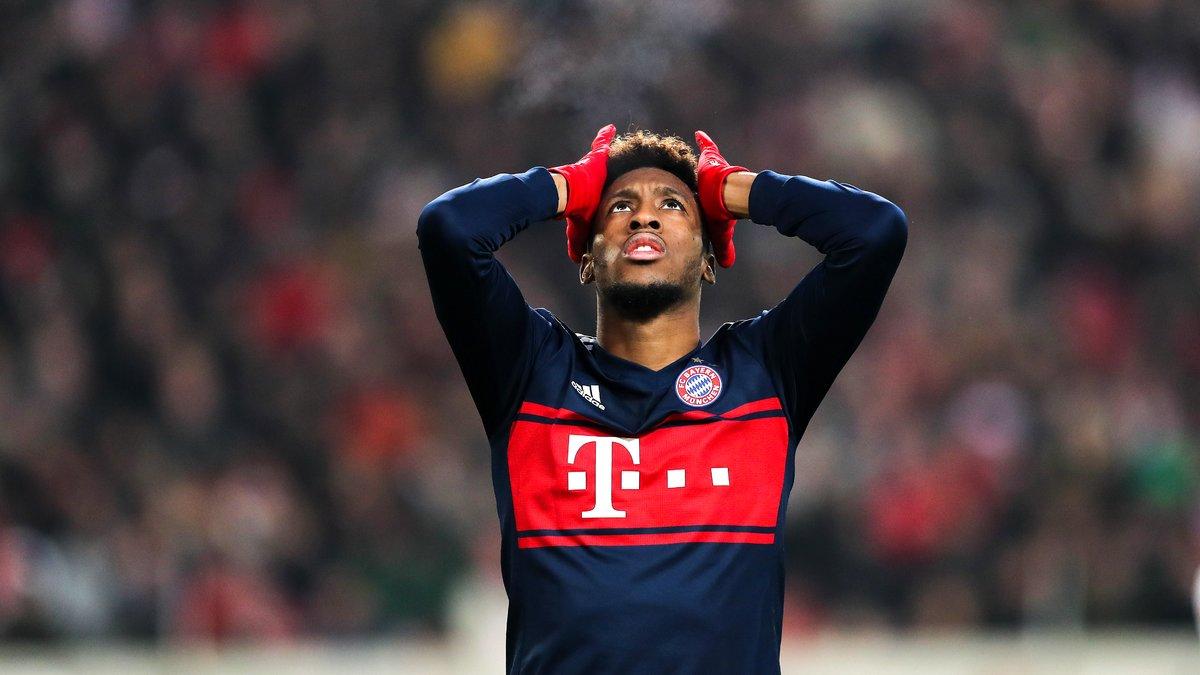 Seul le PSG pourrait convaincre Coman — Bayern