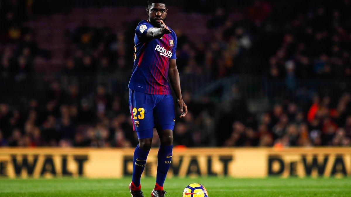 Une clause à 200 M€ pour Samuel Umtiti — FC Barcelone