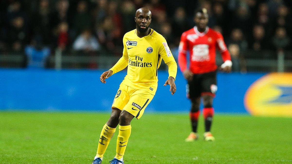 Maillot THIRD Paris Saint-Germain Lassana DIARRA