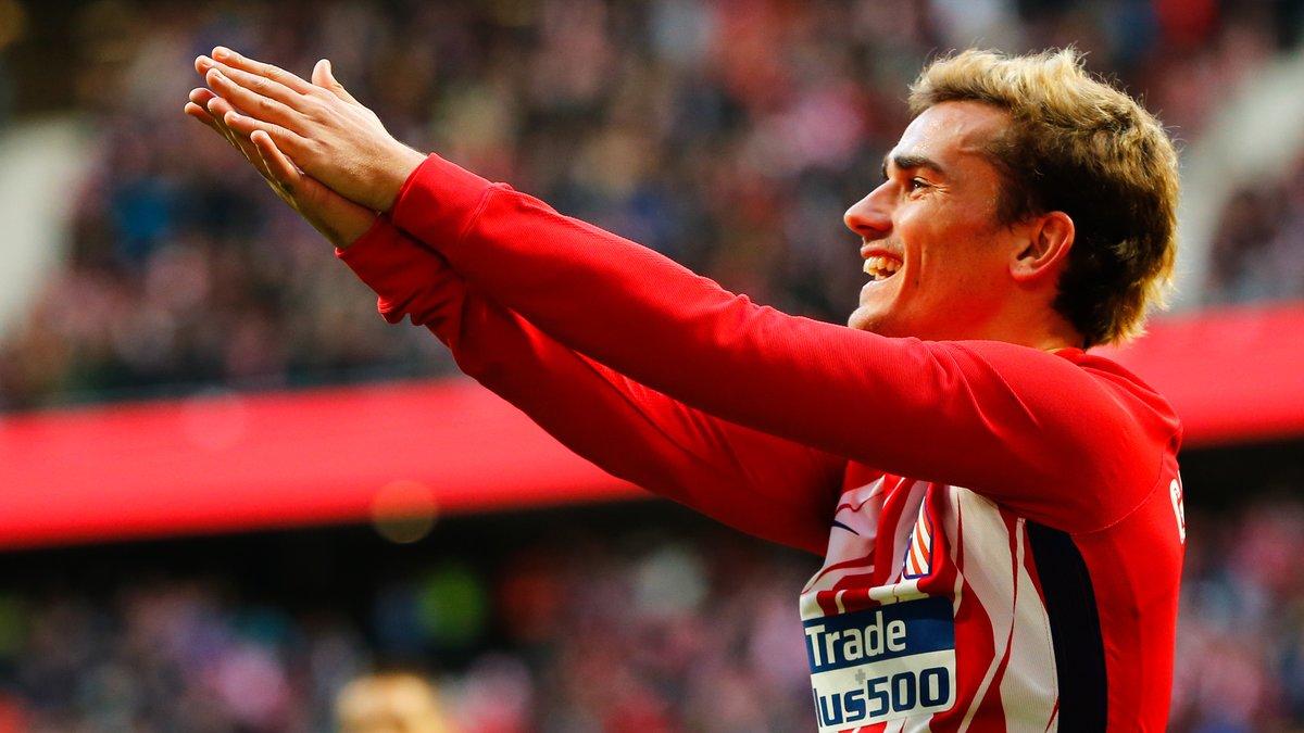 L'Atlético vainqueur, Gameiro décisif — Liga