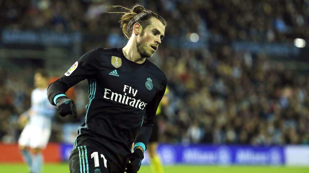 La combine de Perez avec Ronaldo — Real