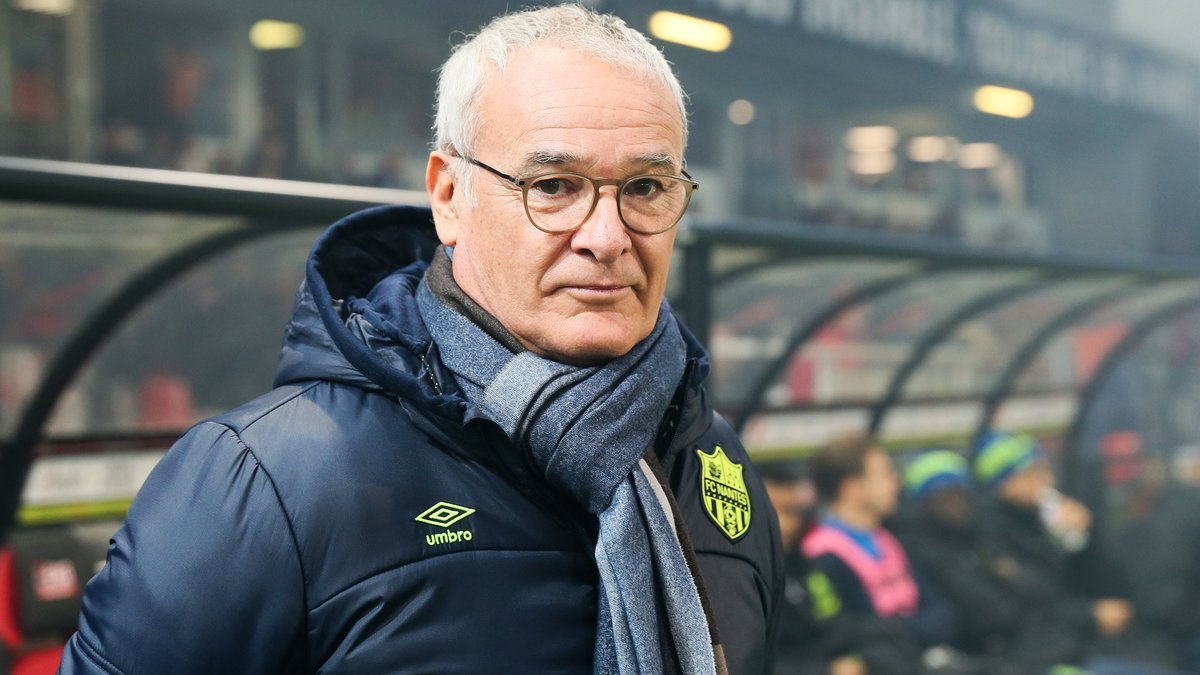 FC Nantes : Ranieri n'en revient pas d'avoir laissé filer la victoire