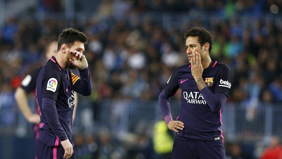 Thiago Silva s'enflamme pour Messi — PSG